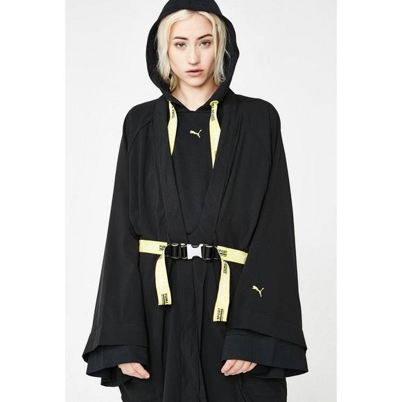 sudovest Sbirciare elenco  Puma Jackets & Coats | Xtreme Tape Kimono New | Poshmark